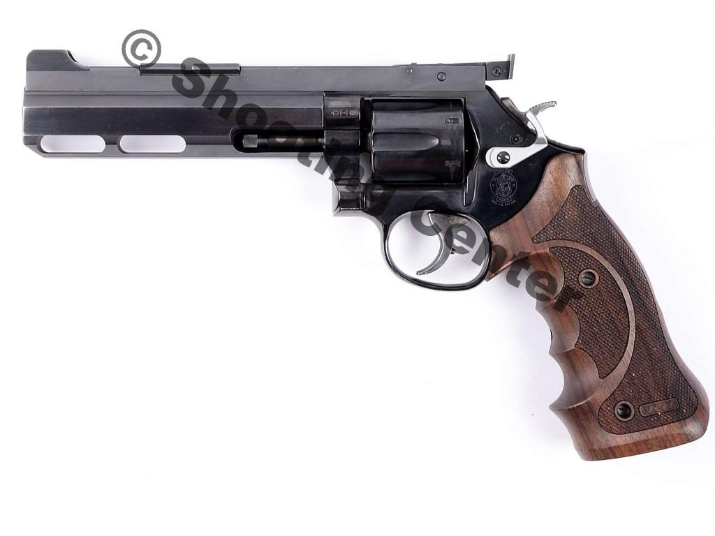 Revolver - Shooting Center